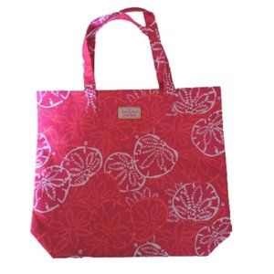 New Lilly Pulitzer large tote bag & pouch